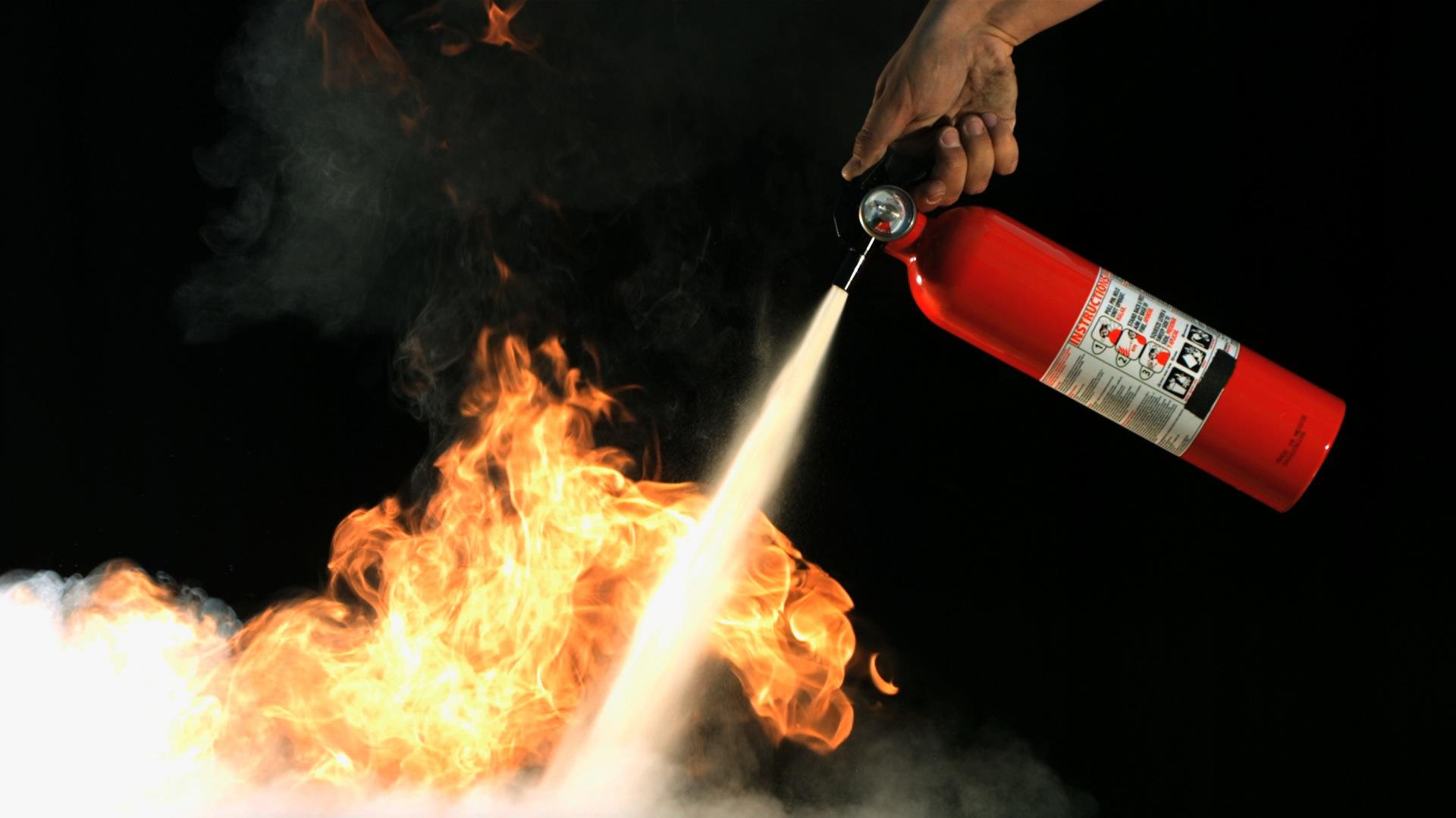 том, картинки тушат пожар огнетушителем светится счастья, говорим